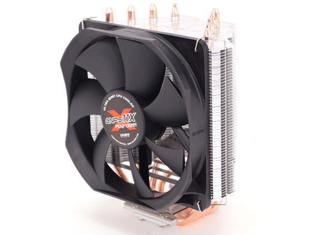 Zalman CNPS11X Performa Plus CPU Cooler procesora dzesētājs, ventilators