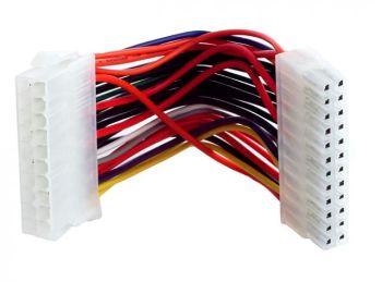 Gembird Internal power adapter cable ATX PSU-> BTX MB kabelis, vads