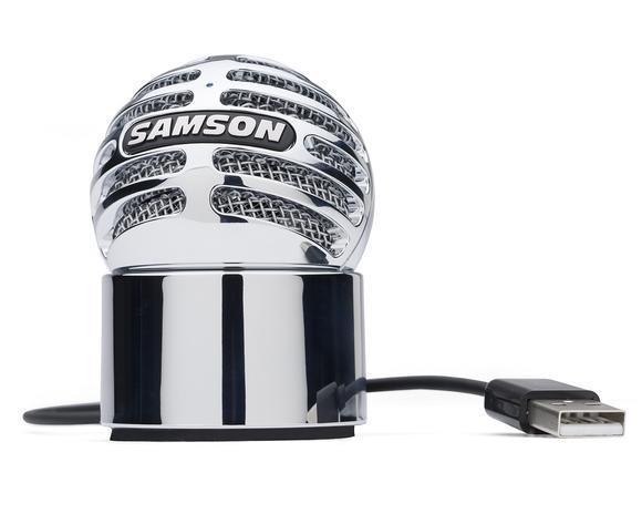 SAMSON Meteorite USB Condenser Microphone austiņas