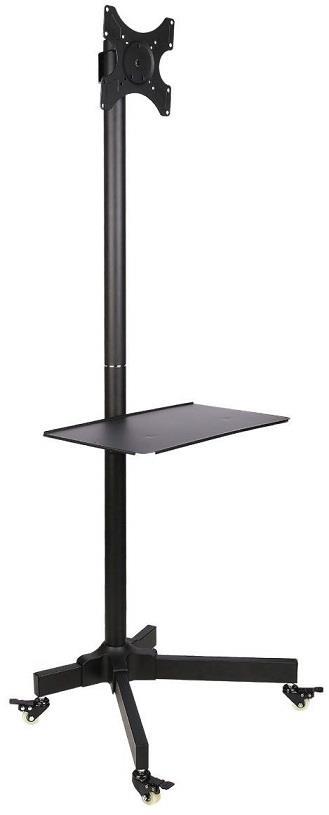 Stand Mobile LCD / LED 19-37 inch adjustable up to 20KG TV stiprinājums