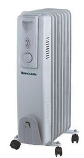 Oil heater Ravanson OH-11 procesora dzesētājs, ventilators