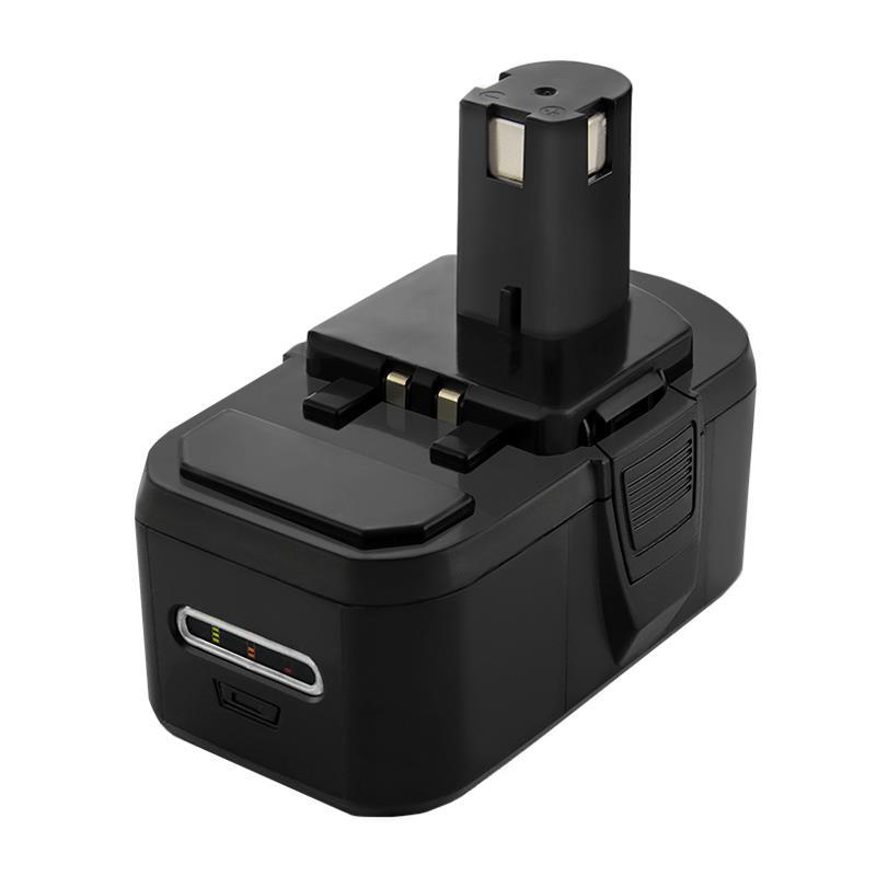 Qoltec Power tools battery for Ryobi BPL-1815, P102 | 4000mAh | 18V 53016