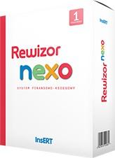 Rewizor NEXO     box    1 stanowisko  RewN programmatūra
