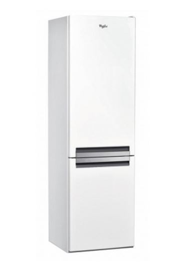 Fridge-freezer Whirlpool BLF8121W Ledusskapis