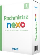Rachmistrz NEXO     box 1 stanowisko    RN programmatūra