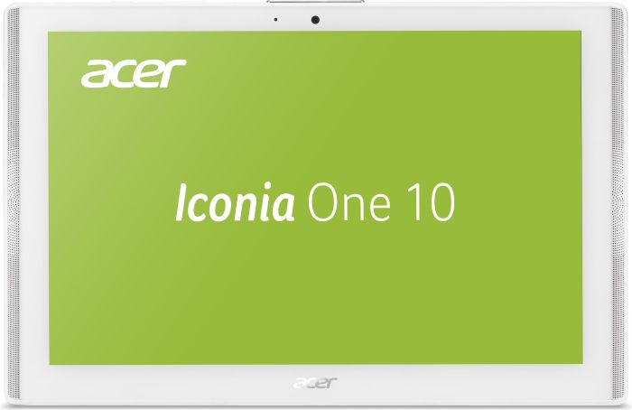 Acer Iconia One 10 B3-A40 - 32 GB - Android - white - NT.LDPEG.002 Planšetdators