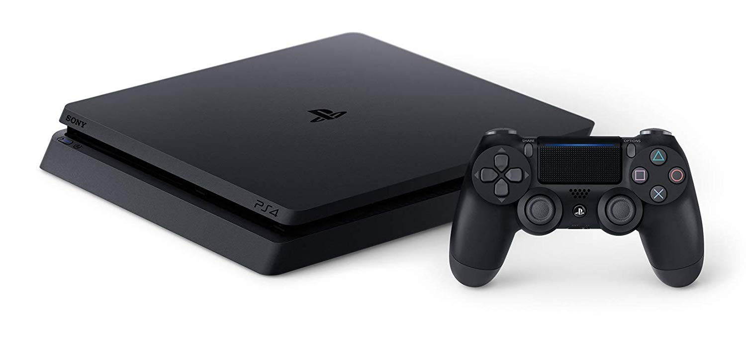 Sony Playstation 4 Slim 1TB black spēļu konsole