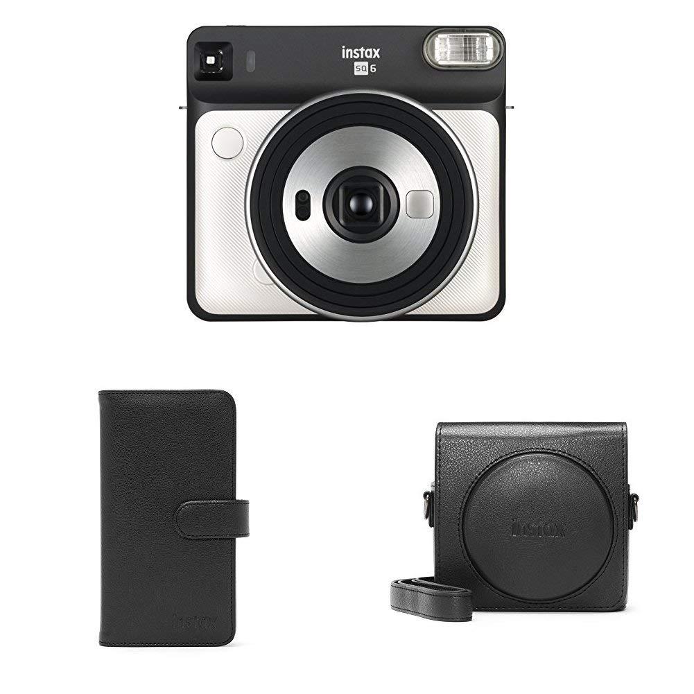 Fujifilm instax SQUARE SQ6 - black/white 16581393 Digitālā kamera