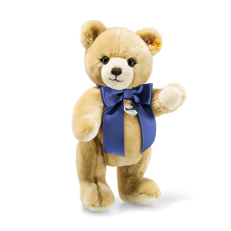 Steiff Petsy Teddy bear, 28cm (012266) 012266 bērnu rotaļlieta