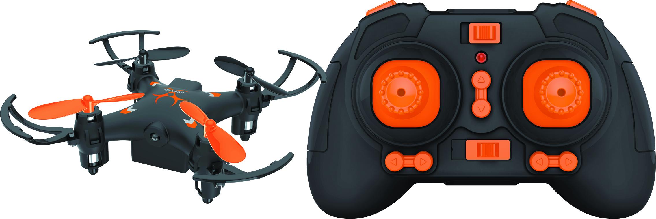 Denver DRO-110 black/orange Droni un rezerves daļas