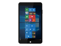 Xoro PAD 8W4 Pro, Tablet, 32GB, Win10, black Planšetdators