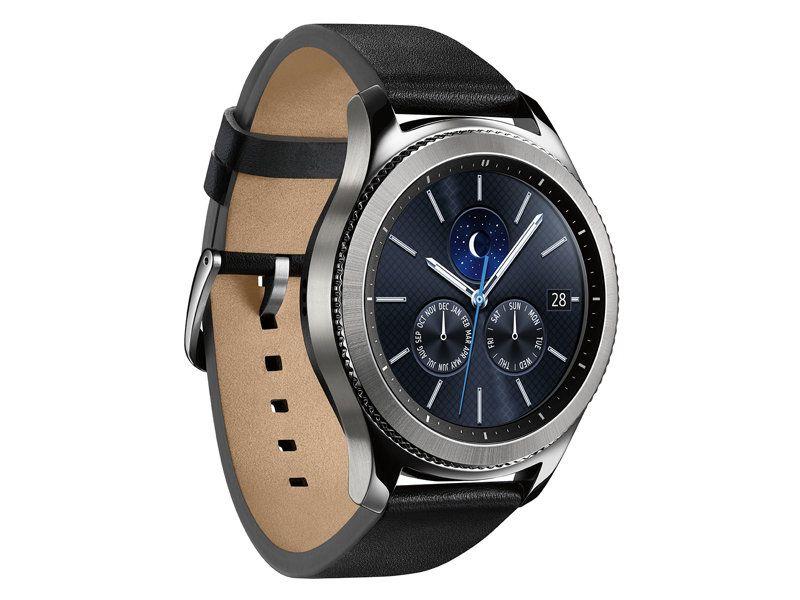 Samsung Gear S3 classic (SM-R770) Viedais pulkstenis, smartwatch