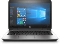 HP 640 G3 i3-7100U W10P 256/8GB/DVR/14'  Z2W26E Portatīvais dators
