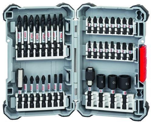 Bosch Impact Control bit set/wrench set - 36-pieces - 2608522365 Elektroinstruments