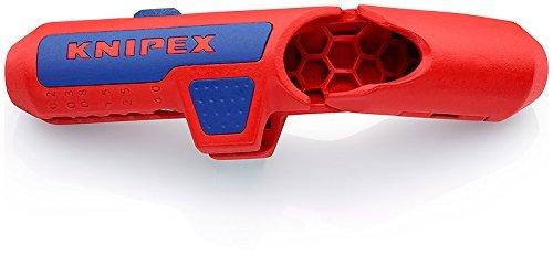 Knipex 16 95 01 ErgoStrip stripping tool Elektroinstruments