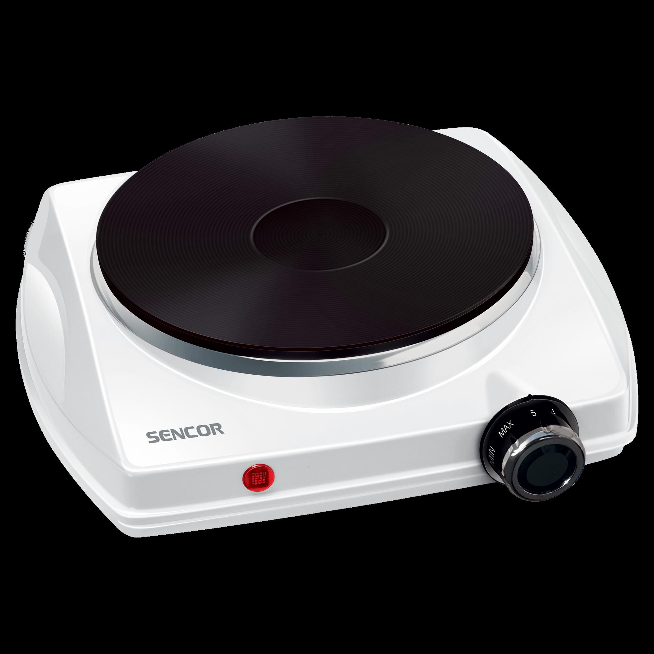 SENCOR - SCP 1503WH (1 burner) plīts virsma