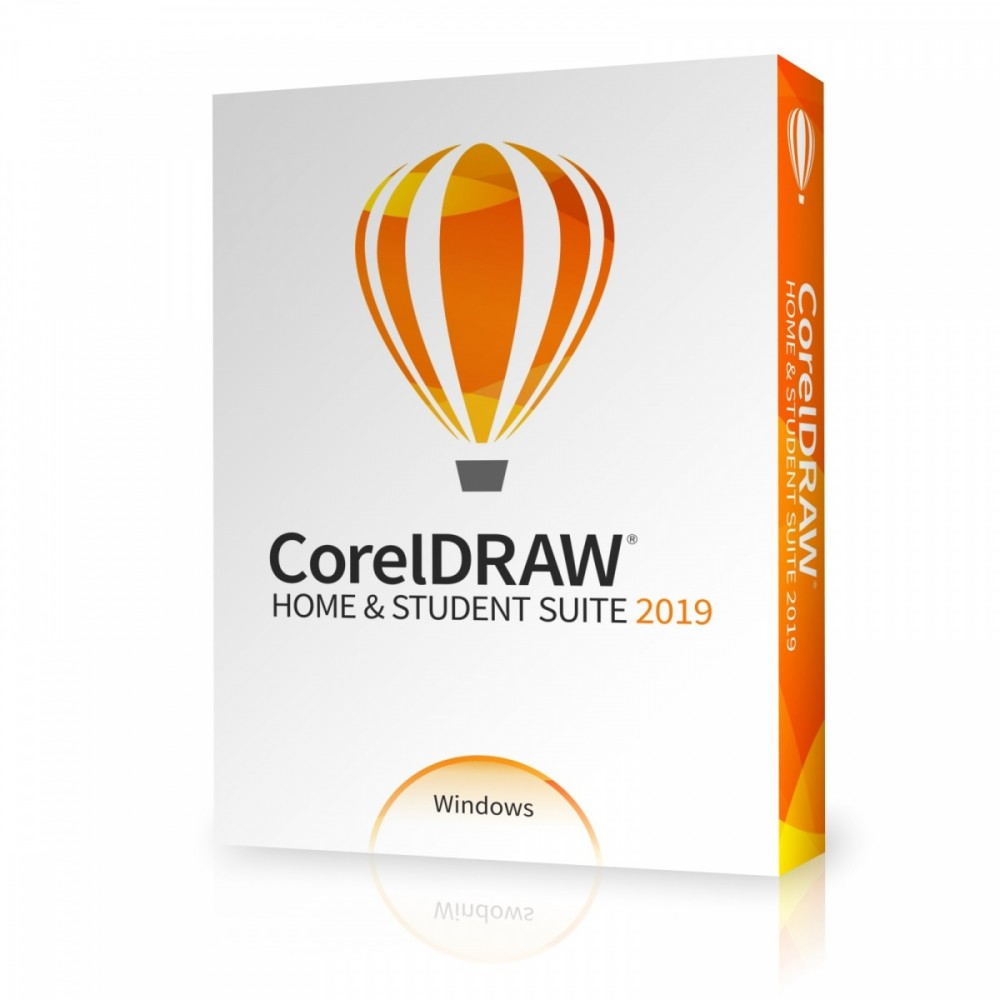 CorelDRAW Home & Student 2019