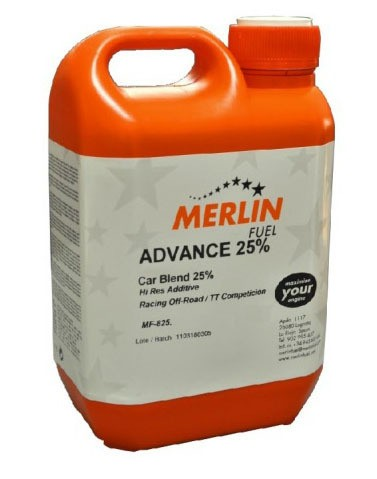 Merlin Advance Fuel 25% car 5.0L MF-825-5