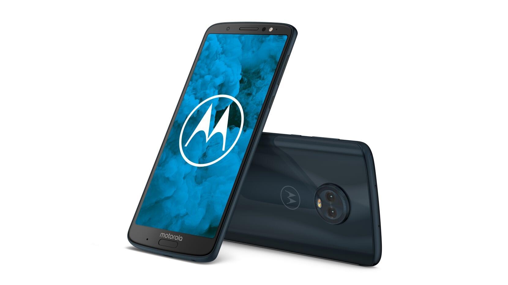 Motorola Moto G6 Plus DualSim Deep Indigo Mobilais Telefons