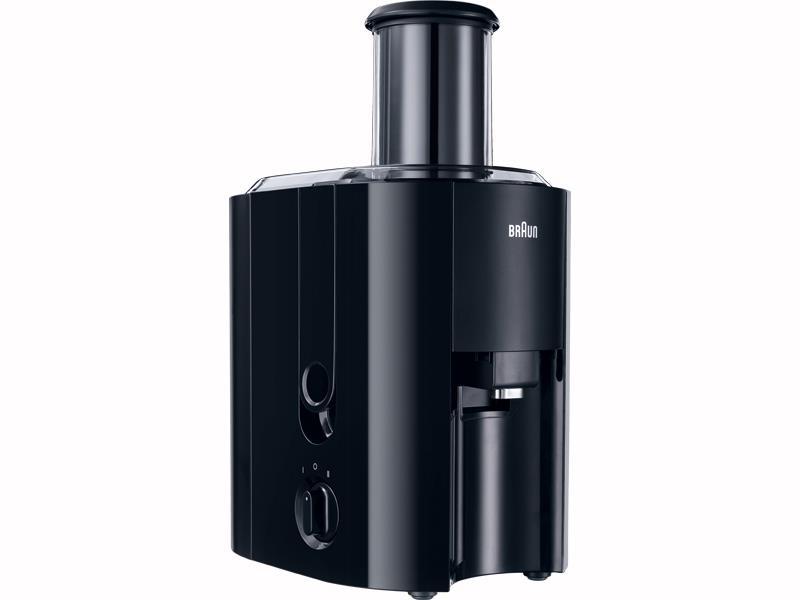 Juicer Braun  J 300 Black (800 W; Black) J 300 Black Sulu spiede