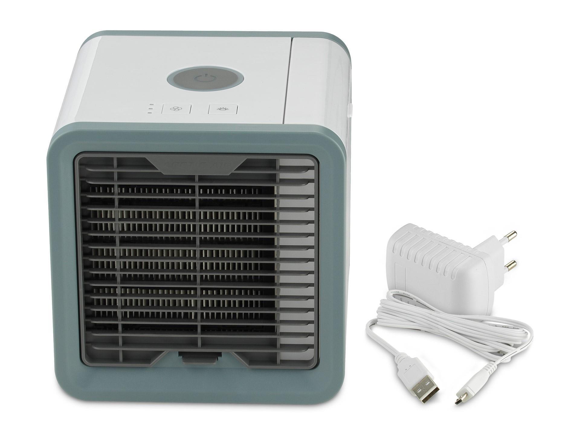 Air conditioner mobil ROVUS ARCTIC AIR (350W; Maximum working time: approx. 8 hours) KLIROUPRZ0002 kondicionieris