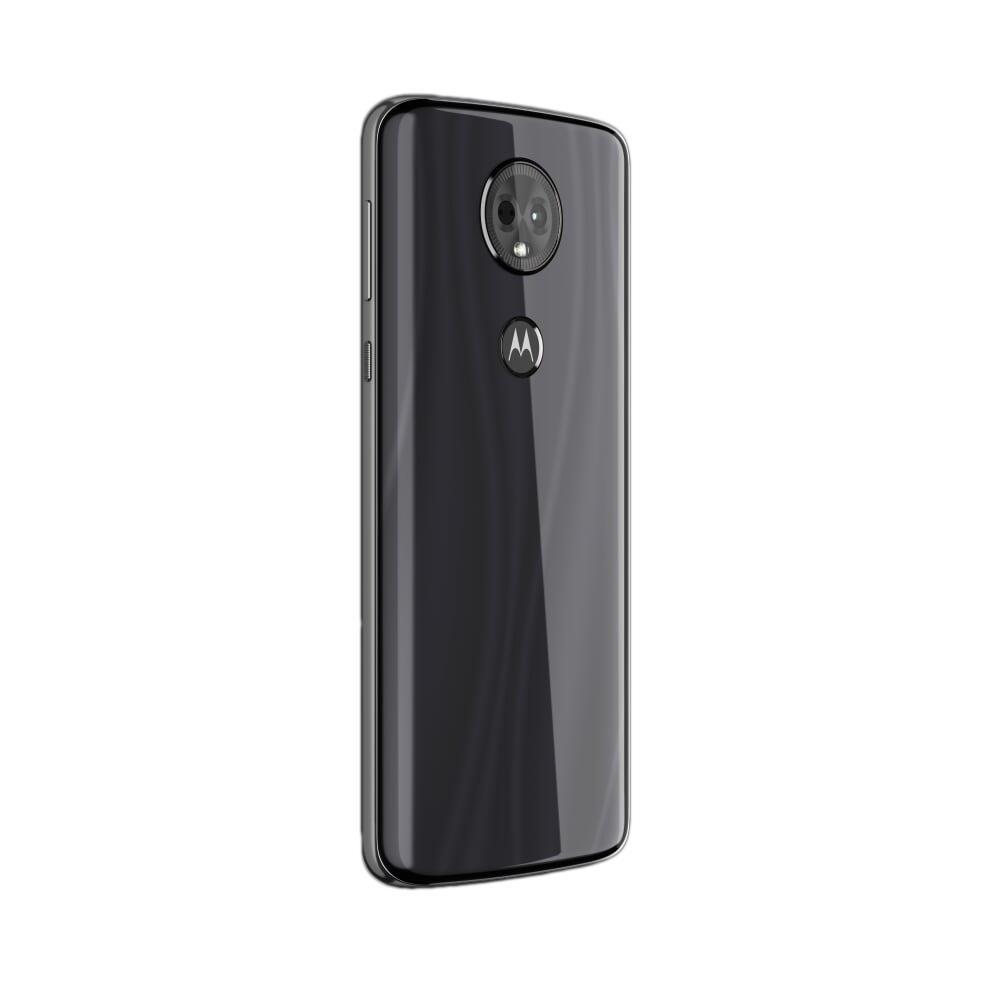 Smartphone Moto E5+ Dual Sim 3/32 GB Flash Grey Mobilais Telefons