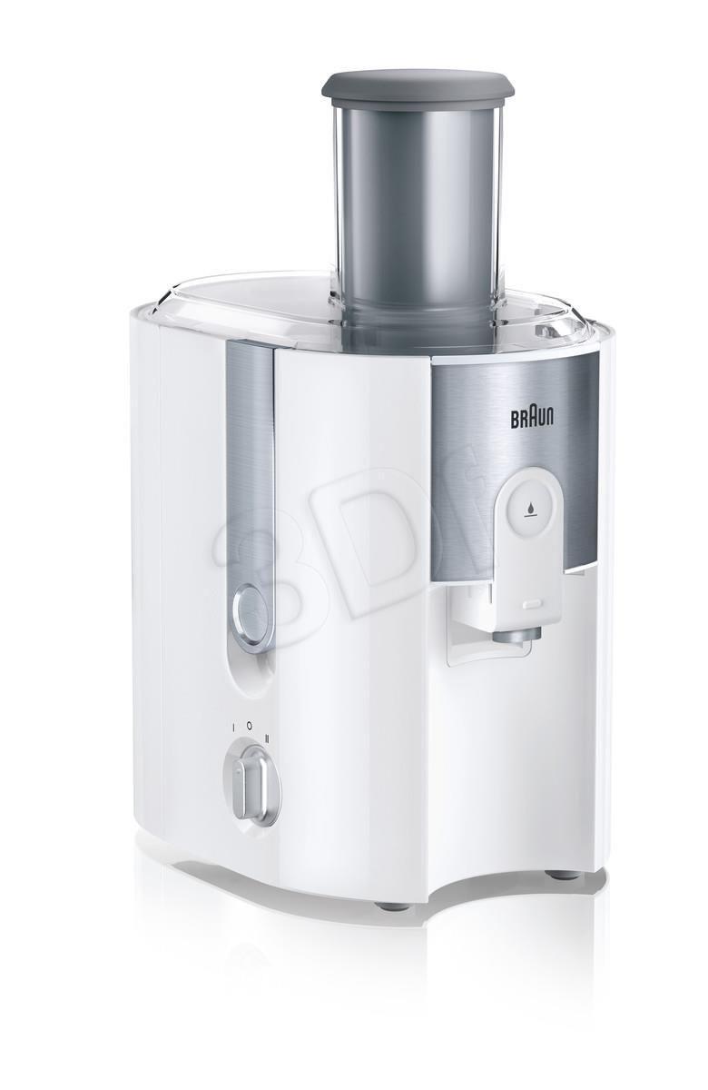 Juicer Braun  J 500 WH (900 W; White) J 500 WH Sulu spiede