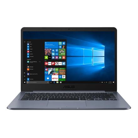 "Asus VivoBook R420MA-EB154T Star Grey, 14 "", FHD, 1920 x 1080 pixels, Matt, Intel Pentium Silver, N5000, 4 GB, Intel UHD Graphics 6 Portatīvais dators"