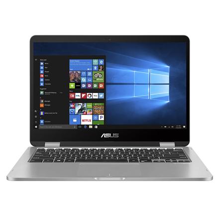 Asus VivoBook Flip TP401MA-EC054T Light Grey, 14