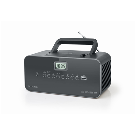 Muse Portable radio M-28DG USB port, AUX in, mūzikas centrs