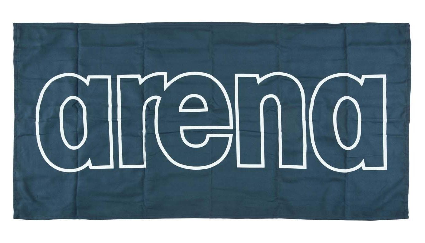 Towel Arena 001992/710 (50 x 100 cm; navy blue color) 001992/710