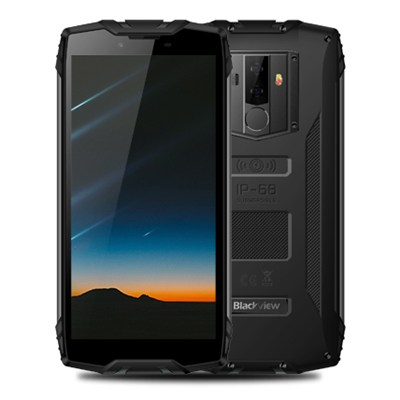 BLACKVIEW BV6800 PRO 2SIM/BLACK Mobilais Telefons