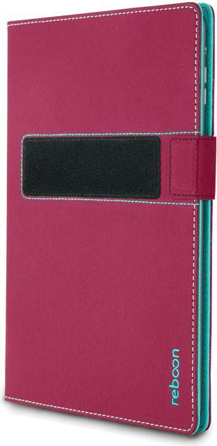 reboon booncover Tablet Tasche  Grose S2 pink planšetdatora soma