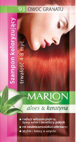 Marion Szampon koloryzujacy 4-8 myc nr 93 owoc granatu 40 ml 7893