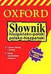 Slownik Hisz-Pol-Hiszp Oxford DELTA 26074 Literatūra