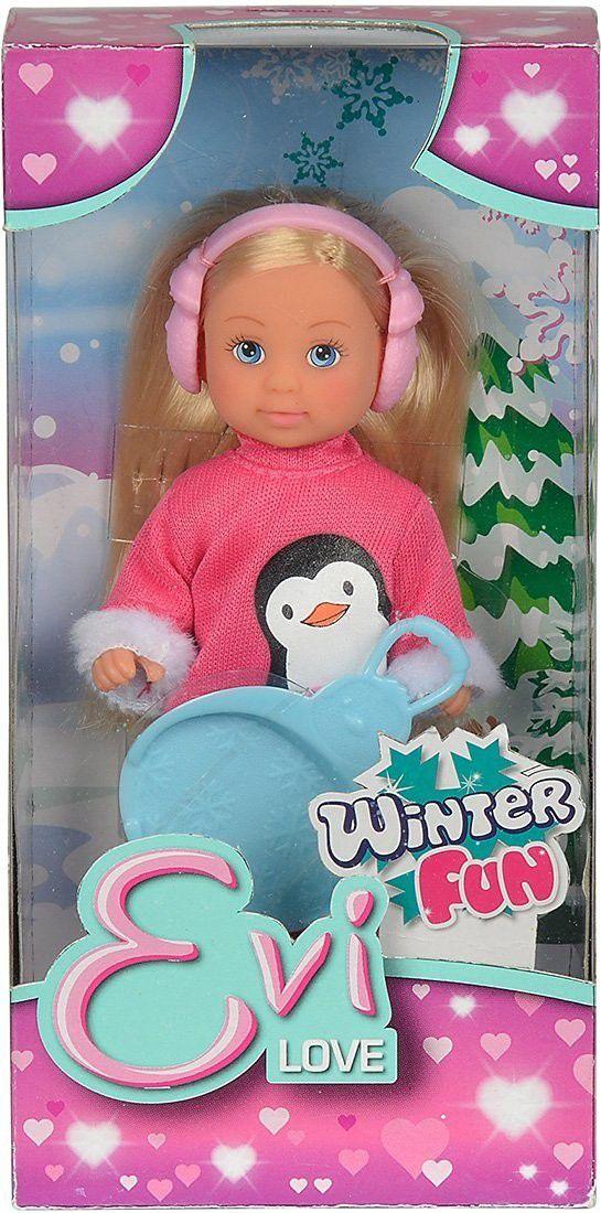EVI zimowa zabawa bērnu rotaļlieta