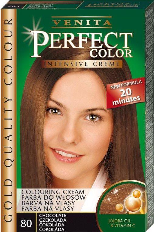 Venita Perfect Color Gold Farba do wlosow 080 V1024