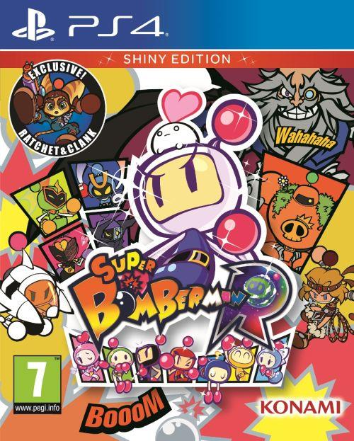 Game Super Bomberman R Shiny Edition (BOX version; ENG; from 7 years old) GRYKONPS40001