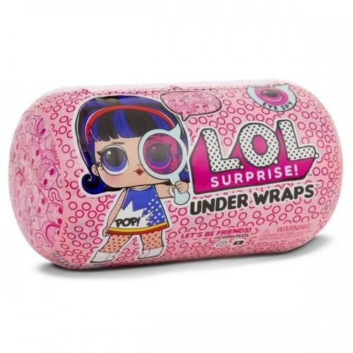 MGA L.O.L. LOL Surprise Under Wraps seria 4 Eye Spy (552048) bērnu rotaļlieta