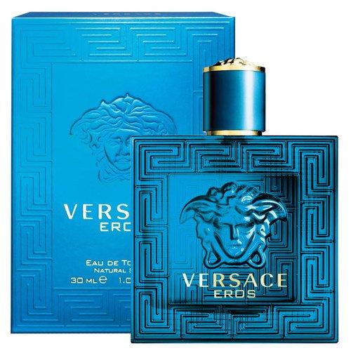 VERSACE Eros  EDT 30ml Vīriešu Smaržas