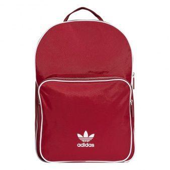 Adidas Plecak Originals Classic bordowy (CW0627) CW0627 Tūrisma Mugursomas