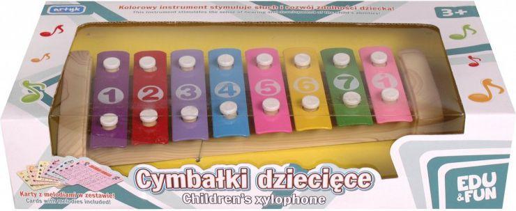 Artyk Cymbalki - SZ0009 GXP-560963