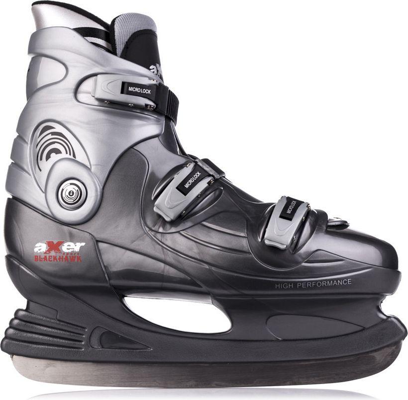 Axer Lyzwy hokejowe Blackhawk r. 37 (A2325) A2325 Slidošanas un hokeja piederumi