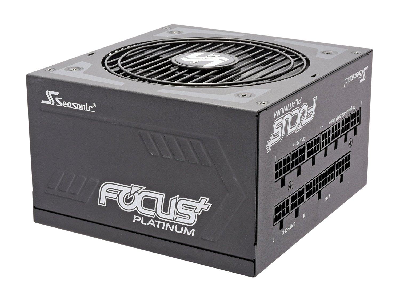 Seasonic FOCUS Plus 650 Platinum - 650W - 80Plus Platinum Barošanas bloks, PSU