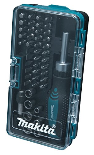 Makita ratchet + bit set B-36170 47tlg - B-36170