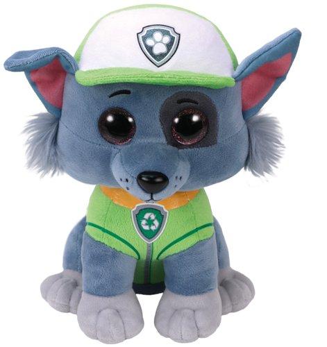 TY 96323 Paw Patrol, Rocky, plush Toy, 24 cm (Toys & Games) bērnu rotaļlieta