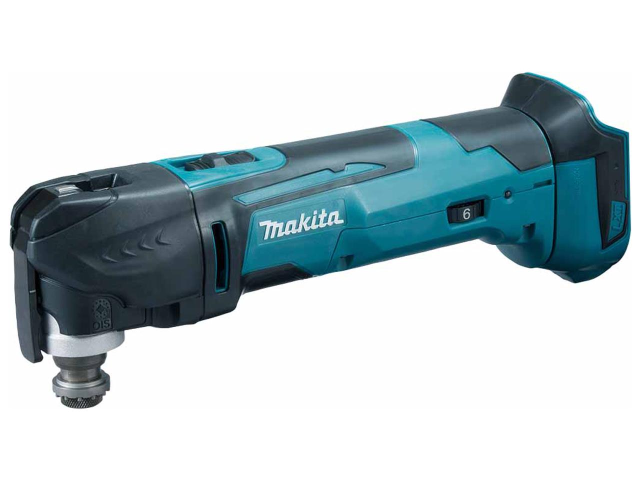 Makita DTM51Z (bez akumulatora un lādētāja) Slīpmašīna
