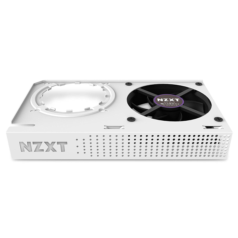 NZXT Kraken G12 White ventilators
