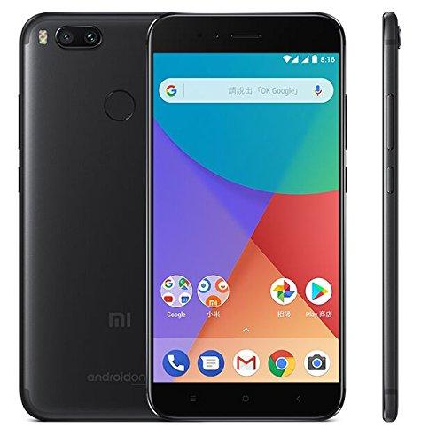 Xiaomi Mi A1 4GB/32GB black Mobilais Telefons