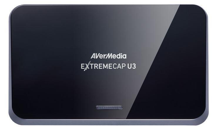 AVerMedia Video Grabber ExtremeCap U3, HDMI, USB 3.0, FullHD 60FPS (lietots, garantija 3 mēneši)
